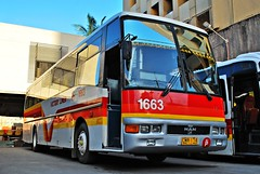 Victory Liner 1663 (raptor_031) Tags: man bus suspension air philippines transport victory deck works hi motor santarosa operation sr inc provincial liner 1663 18310 exfoh hocl d2866loh27