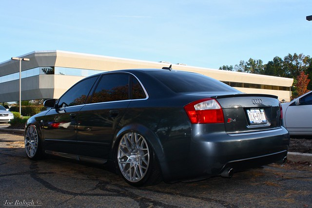 car audi rims s4 2012 slammed stance dumped bagged b6 dolphingrey rotiform canibeat firstclassfitment