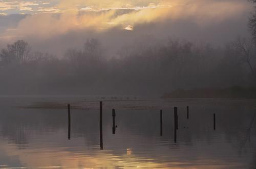 Lake Wingra October evening 10-22-2012 104
