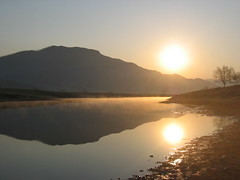 Sunrise north Mongolia (mbphillips) Tags: nomad mongolia モンゴル 몽골 蒙古 asia アジア 아시아 亚洲 亞洲 mbphillips canonixus400 geotagged photojournalism photojournalist sunrise 해돋이 amanecer 日出