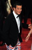Bear Grylls Royal World Premiere of Skyfall held at the Royal Albert Hall - London, England