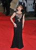 Samantha Bond Royal World Premiere of Skyfall held at the Royal Albert Hall - London, England