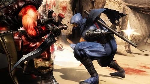 WII U Ninja Gaiden 3: Razors Edge Trailer + Screenshots