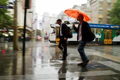 rain (- yt -) Tags: street rain australia melbourne places