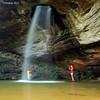 Moonlight Falls, Ubon Ratchathani Thailand. (Tiniroma ^^) Tags: park blue green nature water forest landscape thailand waterfall asia view natureza falls national retouching gledhill supershot canon60d longexposurea bewiahn srockskuringgai