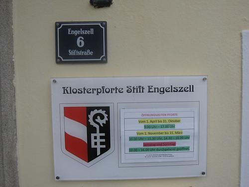 Klosterpforte Stift Engelszell