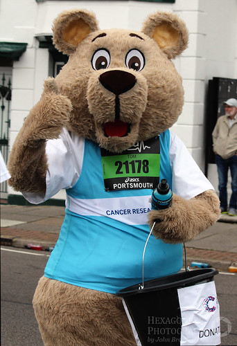 Great South Run - The Bear