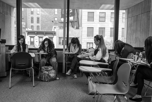 fit students by Susan NYC, on Flickr