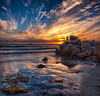 Watching the Sky (mojo2u) Tags: ocean california sunset sandiego pacificocean coronado nikond700 nikon28300mm