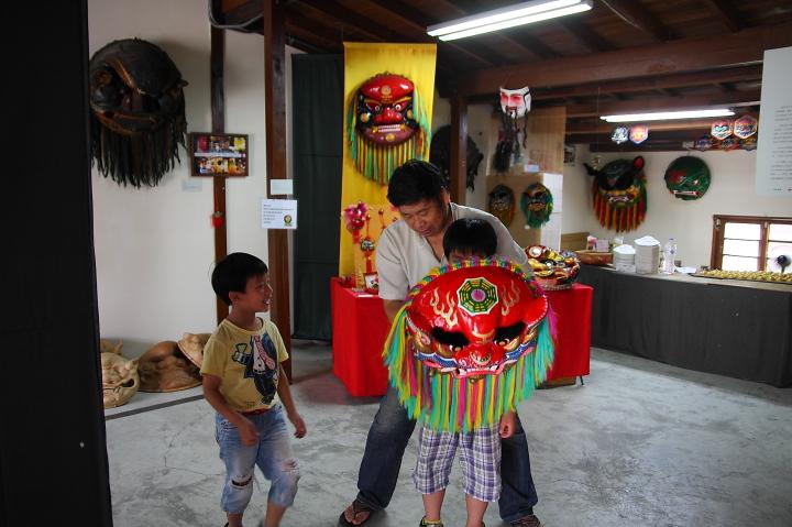 2012國民旅遊D2(鹿港桂花巷藝術村,ㄕ公館工坊)0036