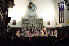 Requiem Concert at Rikkyo University -  (Nihon Zaichuu Scotto) Tags: choir chapel requiem rikkyo mozartrequiem 2012requiem hoshokai