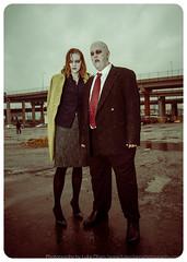 Portland Zombie Walk (LukeOlsen) Tags: rain oregon portland zombie rainy undead zombiewalk portlandzombiewalk strobist 580exii lukeolsen pdxstrobist
