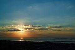 #850E0794 - Last Rays (Zoemies...) Tags: sunset beach nature clouds dubai rays jumera zoemies