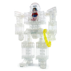 Wonder Woman's Invisible Mech (MacLane) Tags: dc lego wonderwoman fbtb legomoc invisiblemech