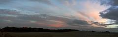 Sky behind the sunset (mark_fr) Tags: york sunset sky sun set sunrise volcano view market yorkshire hill estuary vale east dust rise volcanic mere beverley humber hornsea weighton molescroft