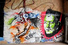 graffiti | dead wait | teufelsberg . berlin (urbanpresents.net) Tags: street urban berlin art abandoned station germany dead deutschland graffiti decay wait radar coldwar 2012 grunewald nsa teufelsberg kersavond