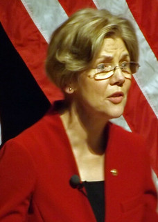 From flickr.com/photos/13589279@N05/8352014648/: Elizabeth Warren