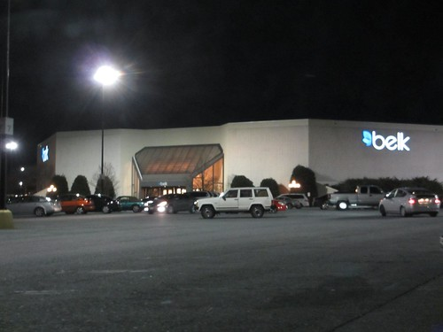 belk; former Leggett (River Ridge Mall)