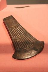 Axe Head (demeeschter) Tags: park city ireland dublin museum gold treasure national celtic viking archeology