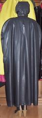 Special rubber cape (lacki310510) Tags: rubber klepper raincape regencape kleppercape latexcape sbrcape rubbercape lackcape knautschlack lacklatex shinyvinylcape rubberisedsatincape shinyvinylcapekleppercape knautschlackcape shinyvinylcapepinkcape