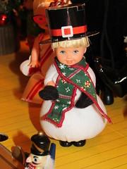 6/7 Santa's workshop - Snowman Tommy elf (Flava Sweet) Tags: christmas mattel santasworkshop kellyclub flavasweet snowmantommy