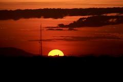 Buena Vista (Luiz C. Salama) Tags: sunset pordosol brazil brasil rr norte roraima boavista t4i 55250 ecohotel