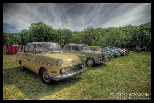 Opel Rekord 1958 ZK-56-26
