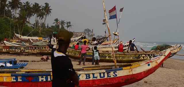 Colorful Ghana