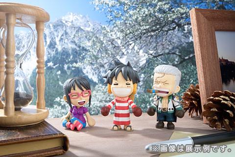 海賊王 one piece@be.smile VOL.4 微笑系列 第四彈