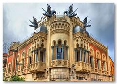Edifcio em Ceuta (vmribeiro.net) Tags: building architecture geotagged spain espanha muslim mudejar ceuta mourisco geo:lat=3588928041718774 geo:lon=5305168032646179
