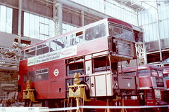 DMS2236 OJD236R Aldenham September 1979 (sms88aec) Tags: