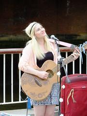 Charlotte Campbell DSCF0902 (ramridgedave) Tags: london thames river charlotte july southbank campbell 2016 charlottecampbell