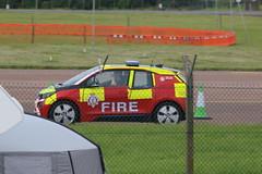On patrol. (aitch tee) Tags: aircraft arrivals emergencyvehicles raffairford riat2016 royalinternationalairtattoo2016 wednesday6july2016