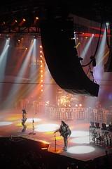 Gene & Paul (Wawa Duane) Tags: kiss saginaw michigan freedom rock tour 2016 paul stanley gene simmons tommy thayer eric singer catman demon star child detroit city do you love me war machine loud sagnasty