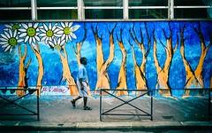 Paris je t'aime... (kitchou1 Thanx 4 UR Visits Coms+Faves.) Tags: art arbres cityscape et europe exterior fleurs flowers france landscape mural nature paris people season street summer trees world saison