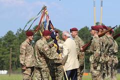 160617-A-YM156-054 (2nd Brigade Combat Team) Tags: coljosephryan 2ndbrigadecombatteam 82ndairbornedivision coljamespatwork changeofcommandceremony fortbragg northcarolina unitedstates us