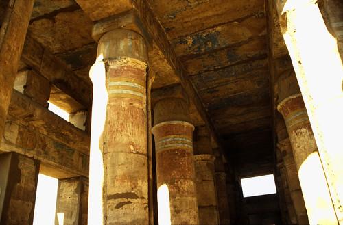"Ägypten 1999 (345) Karnak-Tempel: Akh-menu des Thutmosis III. • <a style=""font-size:0.8em;"" href=""http://www.flickr.com/photos/69570948@N04/28472780893/"" target=""_blank"">View on Flickr</a>"