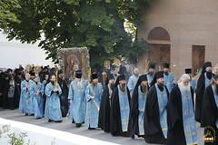 32. Meeting of the Svyatogorsk Icon of the Mother of God / Встреча Святогорской иконы в Лавре