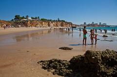 Algarve - Barranco das Canas beach (Joao de Barros) Tags: barros joão portugal algarve beach summertime people maritime