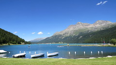 Silvaplanersee. 20.7.16 (ritsch48) Tags: engadin sils silvaplanersee