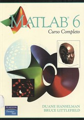 Matlab 6 (Biblioteca IFSP SBV) Tags: matlab programa de computador matematica analise numerica informatica