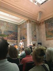 Charles Lloyd New Quartet, Oslo Jazz Festival 2016 (Liselotte stblom) Tags: oslo jazz festival charles lloyd eric harland jason moran harish raghavan