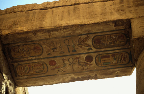 "Ägypten 1999 (337) Karnak-Tempel: Großer Säulensaal im Tempel des Amun-Re • <a style=""font-size:0.8em;"" href=""http://www.flickr.com/photos/69570948@N04/29154058225/"" target=""_blank"">View on Flickr</a>"