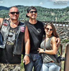 Aug 8 2016 - More from our International group of Sturgis bikers (lazy_photog) Tags: lazy photog elliott photography sturgis south dakota black hills classic rally races pactola reservoir bikers babes tattoos ink strangers 080816sturgisdaythree