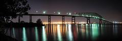 Francis Scott Key Bridge (CGPurbaugh) Tags: key bridge baltimore olympus long exposure panorama composite meta