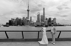 Mariage a Shanghai. (jmboyer) Tags: chi1534 shanghai asie asia travel voyage chine china jmboyer shanxi guangxi yahoo go imagesgoogle photoyahoo photogo lonely gettyimages picture