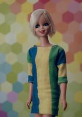 Vintage Twiggy Doll (RomitaGirl67) Tags: barbie fashiondoll twistnturnbarbie barbiefriendsandfamily barbieandfriends twiggy twiggydoll twiggybarbie mod moderabarbie modbarbie moddoll