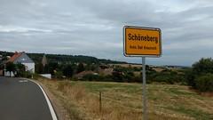 Wandern im Hunsrück: Schöneberg