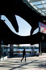 Donjon, City Mall, Almere (Peter Westerhof) Tags: donjon citymall almere atelierchristiandeportzamparc christiandeportzamparc architecturalphotography architectuurfotografie nederland winkelcentrum