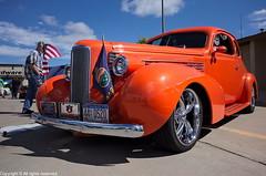 1937 LaSalle Opera Coupe (photo_maan) Tags: ks vintage rebuilt antique 1937lasalleopera event carshow customcars 1937lasalle kansas refurbished 1937 car lasalle classic cars 1937opera cadillac ricoh grii